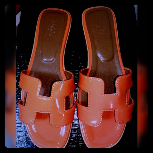 2ad5c8b0fec Hermes Shoes - HERMES SLIPPERS SANDALS SIZE 36